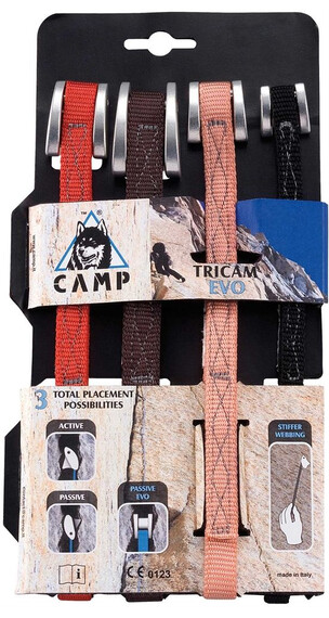 Camp Tri Cam Evo Set